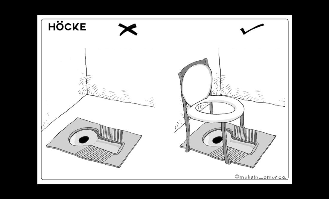 a la IKEA