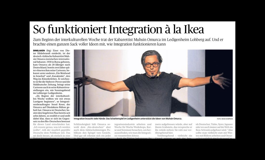 Inetgration