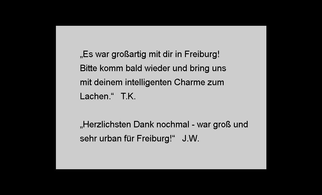 Freiburg, 15.10.2020